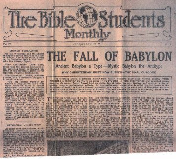 1917 The Fall of Babylon - A2Z.org
