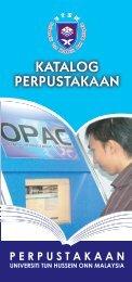 Katalog Perpustakaan - UTHM Library - Universiti Tun Hussein Onn ...