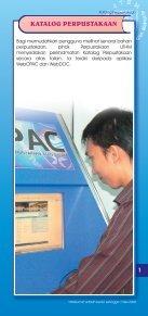 Katalog Perpustakaan - UTHM Library - Universiti Tun Hussein Onn ... - Page 3