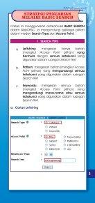 Katalog Perpustakaan - UTHM Library - Universiti Tun Hussein Onn ... - Page 5
