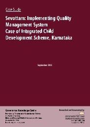 See full case study - Indiagovernance.gov.in