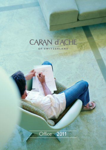 Metal Collection - von Caran d'Ache