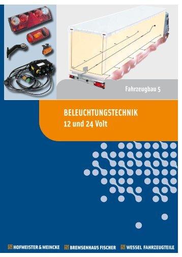 12 Volt Lichtanlagen - Hofmeister & Meincke