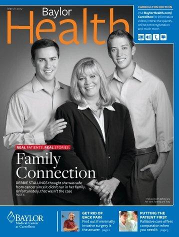 Carrollton - Baylor Online Newsroom - Baylor Health Care System