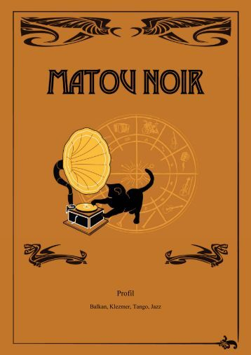 Press - Matou Noir
