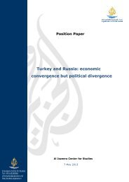 Turkey and Russia: economic convergence but political divergence