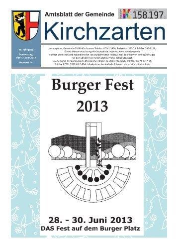 Amtsblatt Der Gemeinde   Gemeinde Kirchzarten