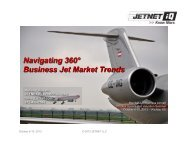 Business!Jet! - Bombardier Events website