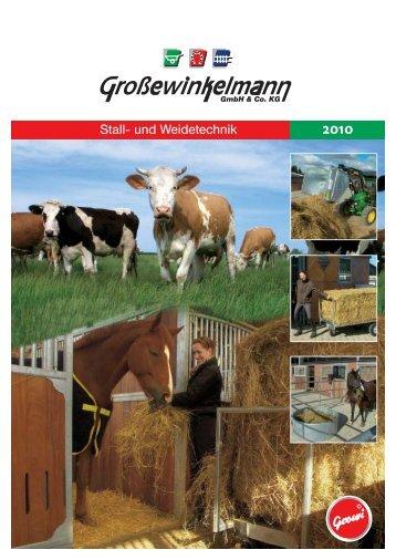 Stalleinrichtungen Pferde - Reitshop24