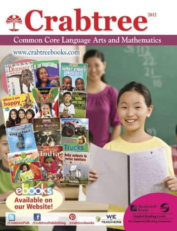 2012 Common Core State Standards for English Language Arts