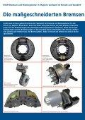 Bremsen für Flurförderzeuge: maßgeschneidert für jeden ... - Knott - Page 2
