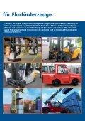 Bremsen für Flurförderzeuge: maßgeschneidert für jeden ... - Knott - Page 5