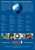 Bremsen für Flurförderzeuge: maßgeschneidert für jeden ... - Knott - Page 6