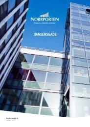 NANSENSGADE - Norrporten