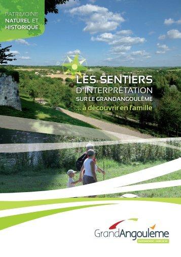 LES SENTIERS - Angoulême