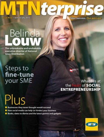 SME Issue 3.pdf - MTN Business