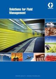 300590Eb , Solutions for Fluid Management Brochure - Wiltec