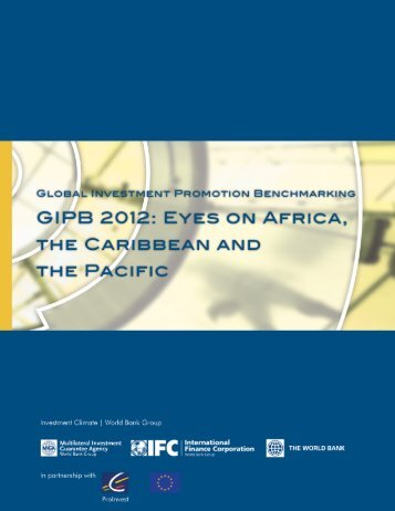 GIPB 2012 - Investment Climate