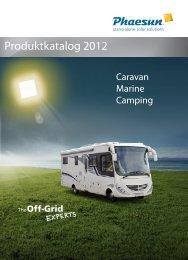 Produktkatalog 2012 - Solar Bazaar