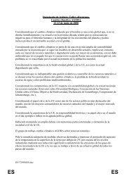 Documento de trabajo: Taller «Recursos» - Forum - Europa