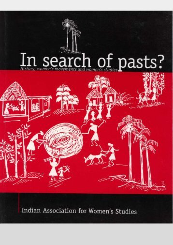 In Search of Pasts, Workshop Reports, 2000 - IAWS