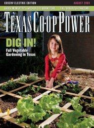 Fall Vegetable Gardening in Texas Fall Vegetable ... - CoServ.com