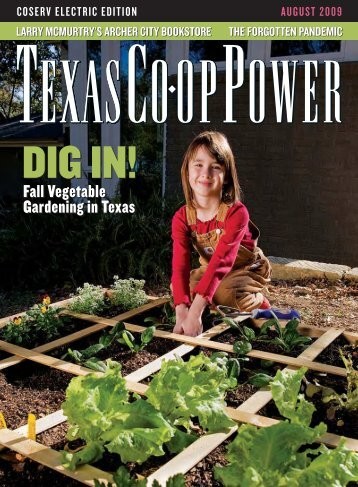 Fall Vegetable Gardening in Texas Fall Vegetable ... - CoServ.com