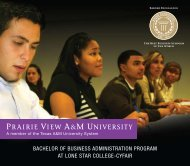 Bachelor of Business Administration Program at Lone Star College ...