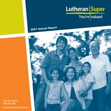 2007 Annual Report - SuperFacts.com