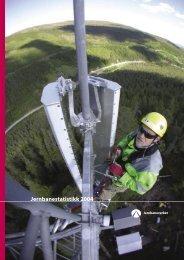 Jernbanestatistikk 2004 - Jernbaneverket