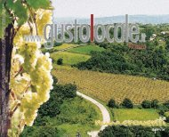 gustolocale, rivista aprile 2008