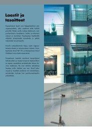 Kipsilaastit ja lattiatasoitteet - Knauf