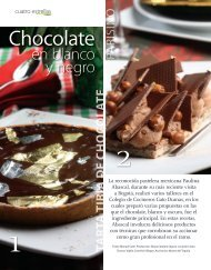 Chocolate - Catering.com.co