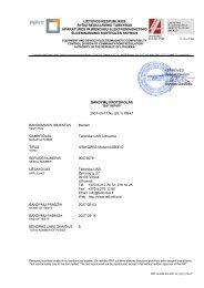 lietuvos respublikos ryšių reguliavimo tarnybos ... - Teltonika