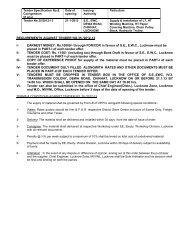 annexure-i tender form - MVVNL