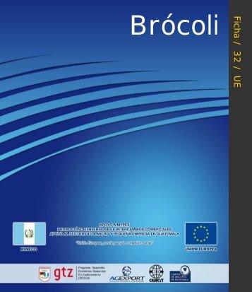 Brócoli Ficha / 32 / UE