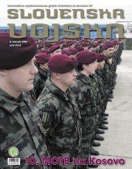 Letnik XV/2 - Ministrstvo za obrambo