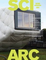ISSUE 003 ISSUE 003 - Southern California Institute of Architecture