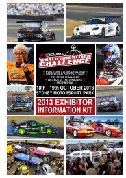 Download the 2013 WTAC Exhibitor Guide - World Time Attack ...