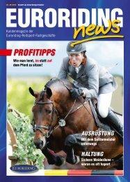 PROFITIPPS - Reitsport Peter