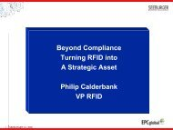 Beyond Compliance: Turning RFID Data into a Strategic Asset ...