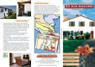 deplinat 12 - Agriturismi e Bed and breakfast in Italia