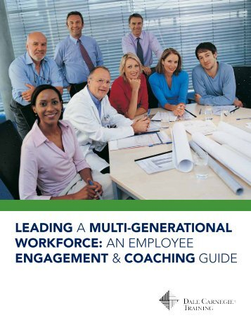 an EmployEE ENGAGEMENT & COACHING GuidE - sales ...