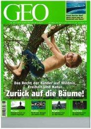 Zurück auf die Bäume! - Märkisches Haus des Waldes
