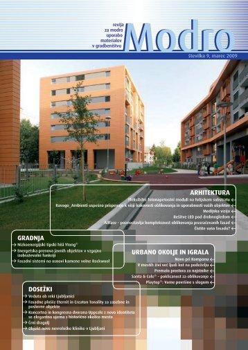 Revija Modro, l. 2009, št. 9 - Ravago