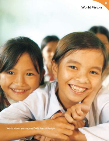 World Vision International 2006 Annual Review