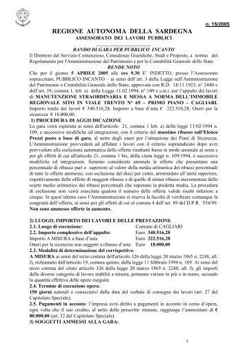 Bando di gara e relative schede di partecipazione [file.pdf]