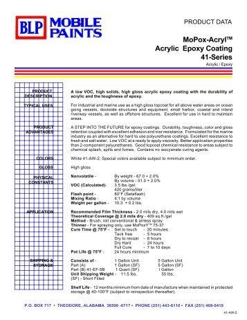 Acrystartm Acrylic Alkyd Enamel 3000 Series Blp Mobile