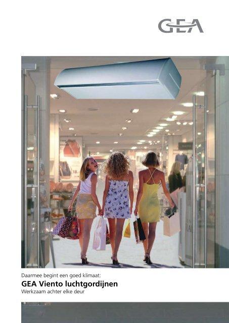 Commerciële brochure Viento - GEA Happel Belgium