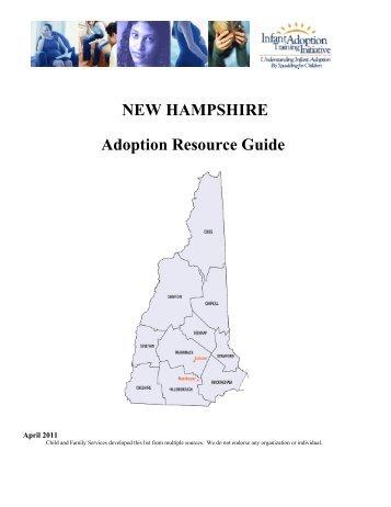 NEW HAMPSHIRE Adoption Resource Guide